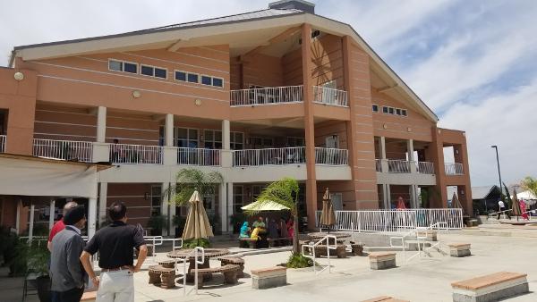 Sikh Association building in Fresno